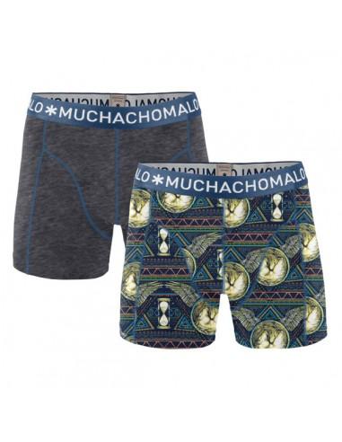 MuchachoMalo Classic 2Pack Heren Boxershorts