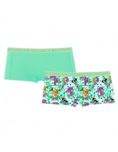 ChicaMala Short Bambi 2Pack