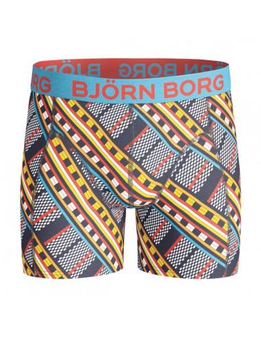 Bjorn Borg Maasai Peacoat Boxershort Jongens Ondergoed