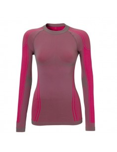 Ten Cate Thermo Hightech Shirt Longsleeve Pink