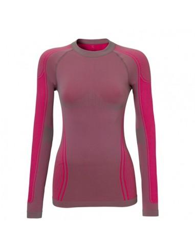 Ten Cate Thermo Hightech Shirt Longsleeve Pink