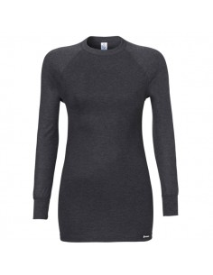 Ten Cate Dames Viloft Thermo Shirt Antraciet