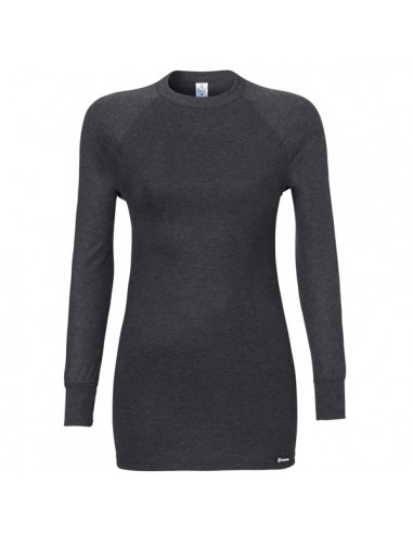 Ten Cate Dames Viloft Thermo Shirt Antraciet