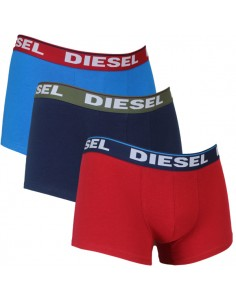 Diesel UMBX Fresh & Bright 3 pack €39,95 mix Red Black Blue