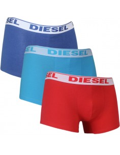 Diesel UMBX Fresh & Bright 3 pack €39,95 mix Red Aqua Blue