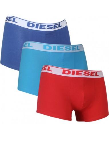 Diesel UMBX Fresh & Bright 3 pack €39,95 mix Red Aqua Blue
