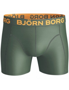Björn Borg Boxershort Polyamide Black Forest