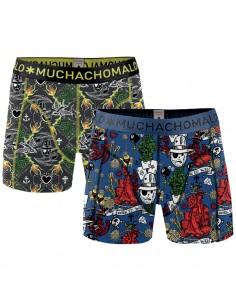 MuchachoMalo Schiffmacher Print 2Pack Kinder Ondergoed