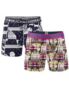 MuchachoMalo Sami 2Pack Heren Boxershorts