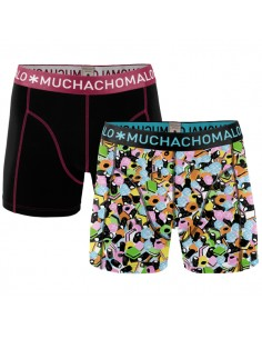 MuchachoMalo English Print 2Pack Kinder Ondergoed