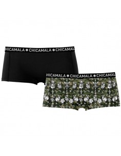 ChicaMala Short Rabbit 2Pack