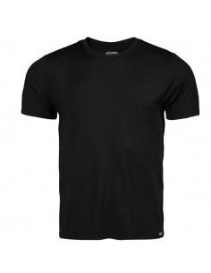 Jockey microfiber shirt zwart