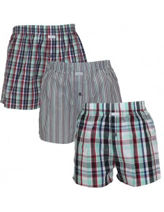 Jockey Boxershort Klassiek Mint 3Pack Holiday