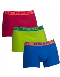 Diesel UMBX Fresh & Bright 3 pack €39,95 mix Lime pink blue