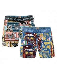 MuchachoMalo Circle 2Pack Heren Boxershorts