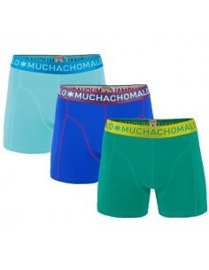 MuchachoMalo Solid151 3Pack Heren Boxershorts
