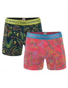 MuchachoMalo Elements Print 2Pack Kinder Ondergoed