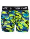 Ten Cate Jongens Boxershort Sealife Lime