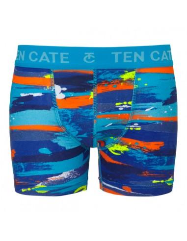 Ten Cate Jongens Boxershort Paint Blue