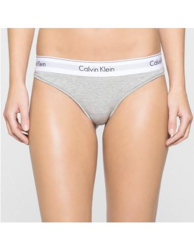 Calvin Klein Modern Cotton String Grijs