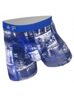 Funderwear New York Night City Blauw
