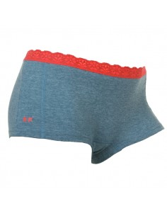 Funderwear Dames Short Petrol