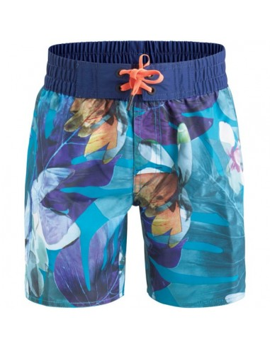 Bjorn Borg Jongens Zwembroek Mirage Lake Blue Loose Board Shorts