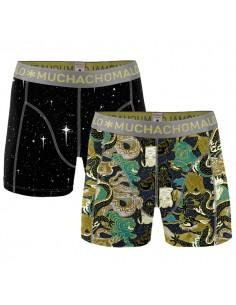 MuchachoMalo Astro 2Pack Heren Boxershorts