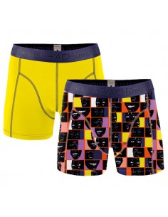 MuchachoMalo Emotion 2Pack Heren Boxershorts