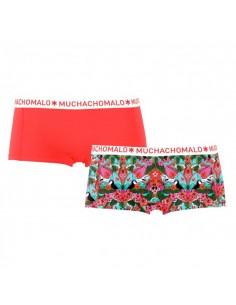MuchachoMalo Hawaii Short 2Pack Dames Ondergoed
