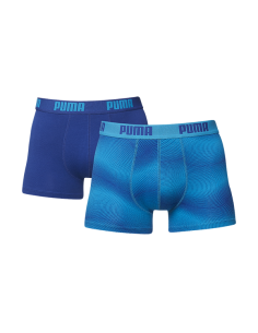 Puma Boxershorts Sway Blue Jewel 2Pack