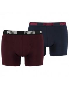 Puma Boxershorts Basic Winetasting 2Pack