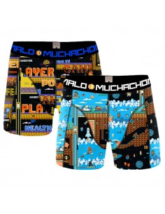 MuchachoMalo Experience 2Pack Heren Boxershorts