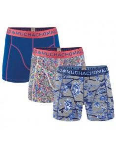 MuchachoMalo Nose 3Pack Jongens Boxershorts