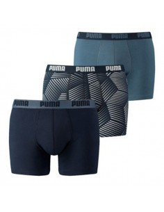 Puma Boxershorts Thooth boxer Navy 3Pack