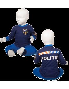 Fun2wear Pyjama Politie Blauw