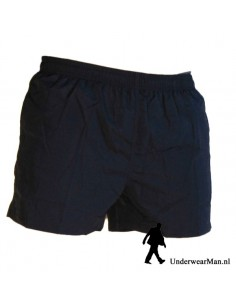 Jockey Heren Zwemshort Navy