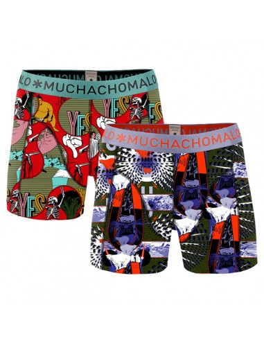 MuchachoMalo Poles 2Pack Heren Boxershorts