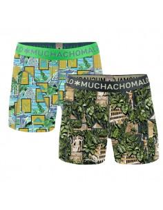 MuchachoMalo Seven 2Pack Heren Boxershorts