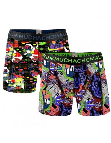 MuchachoMalo House 2Pack Heren Boxershorts