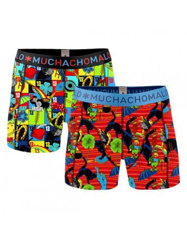 MuchachoMalo Superstition 2Pack Kinder Ondergoed