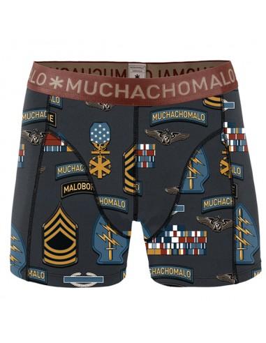 MuchachoMalo Uniform Print Solo Kinder Ondergoed