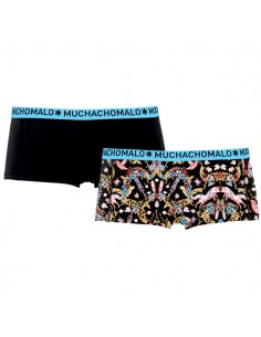 MuchachoMalo Autumn Short 2Pack Dames Ondergoed