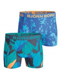 Björn Borg Short BB Leaf & Flower 2Pack