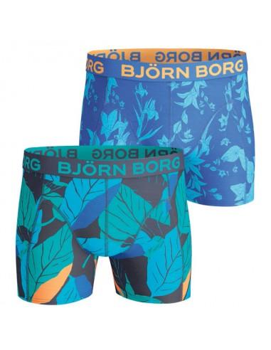 Björn Borg Short BB Leaf & Flower 2Pack