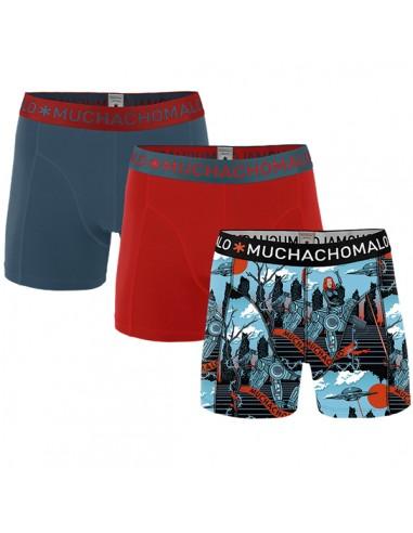 MuchachoMalo Kongx 3Pack Heren Boxershorts