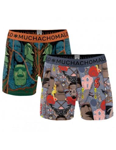MuchachoMalo Chilix 2Pack Heren Boxershorts