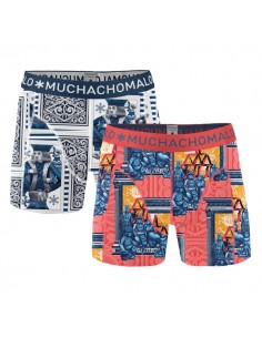 MuchachoMalo Royalx 2Pack Heren Boxershorts