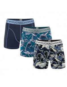 MuchachoMalo SharkX 3Pack Jongens Boxershorts