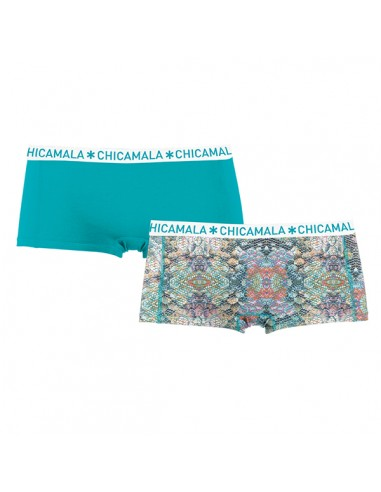 ChicaMala Short MermaidX 2Pack